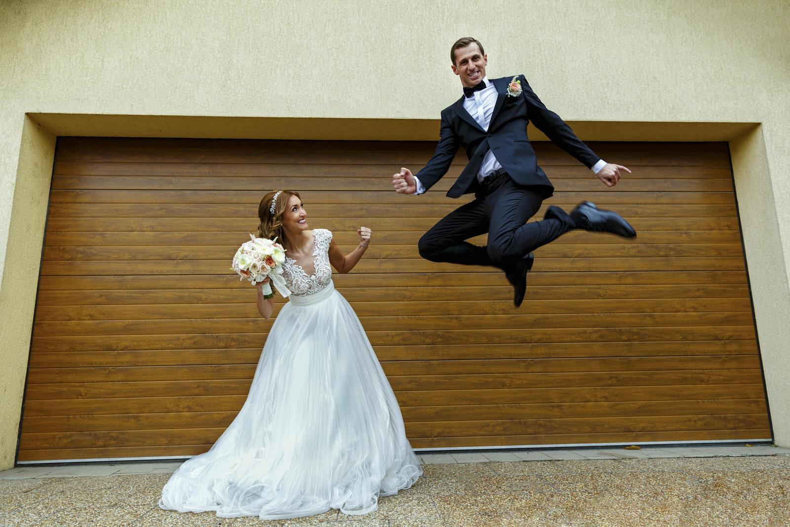 fotografie de nuntă urbană și party