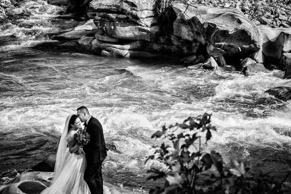 fotografie de nuntă la Suceava